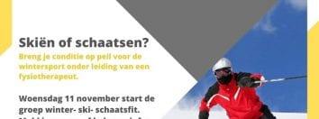 Wintersport- & schaatsfit